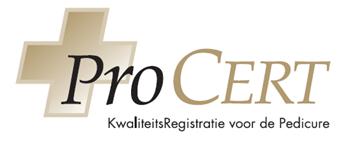 Procert - Corpa Pedicure Schagen
